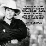 Chris LeDoux, The Dixie Chicks, Billy Dean
