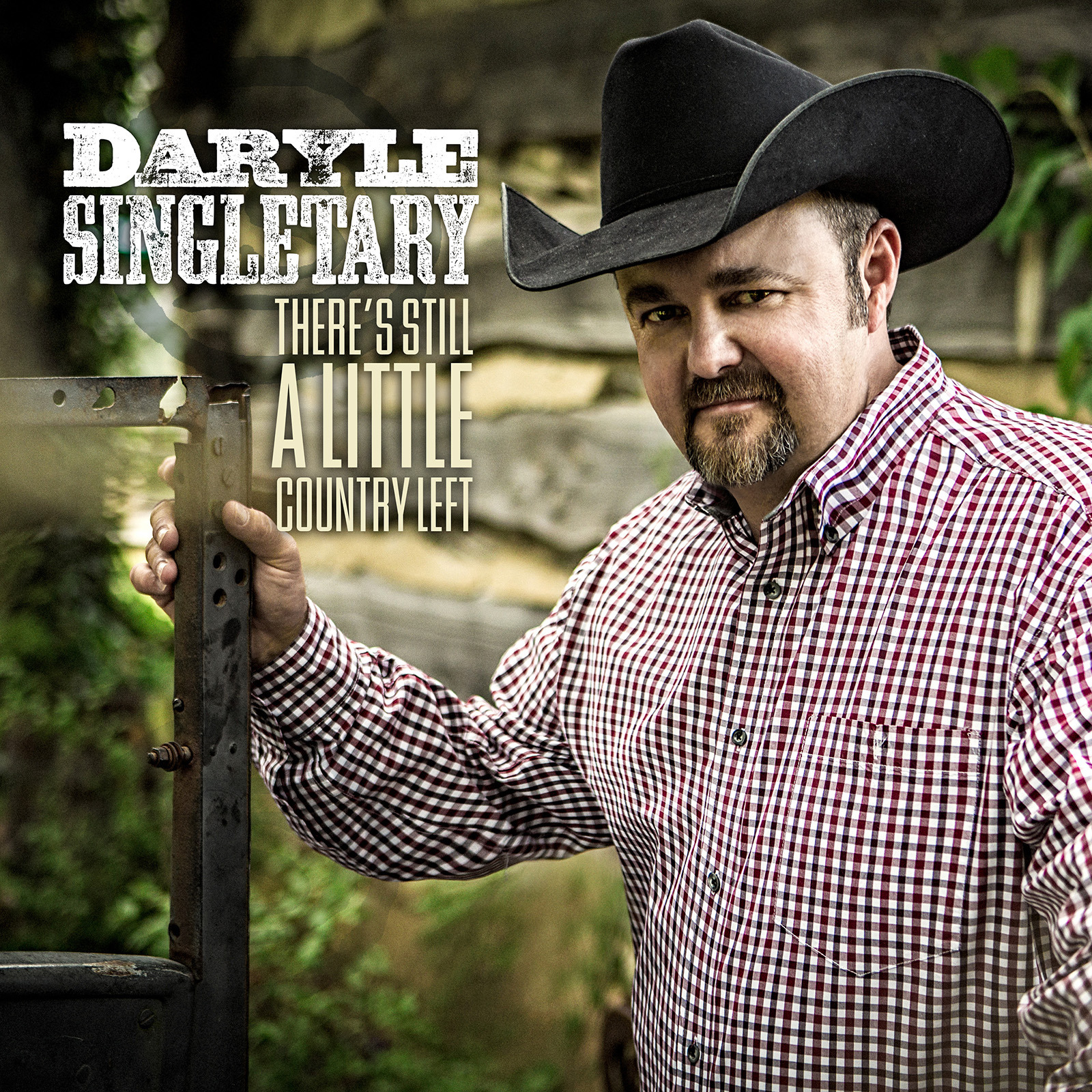 Contest: Autographed Daryle Singletary CD!