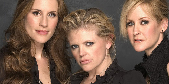 Dixie Chicks Announce 2016 U.S. Tour!