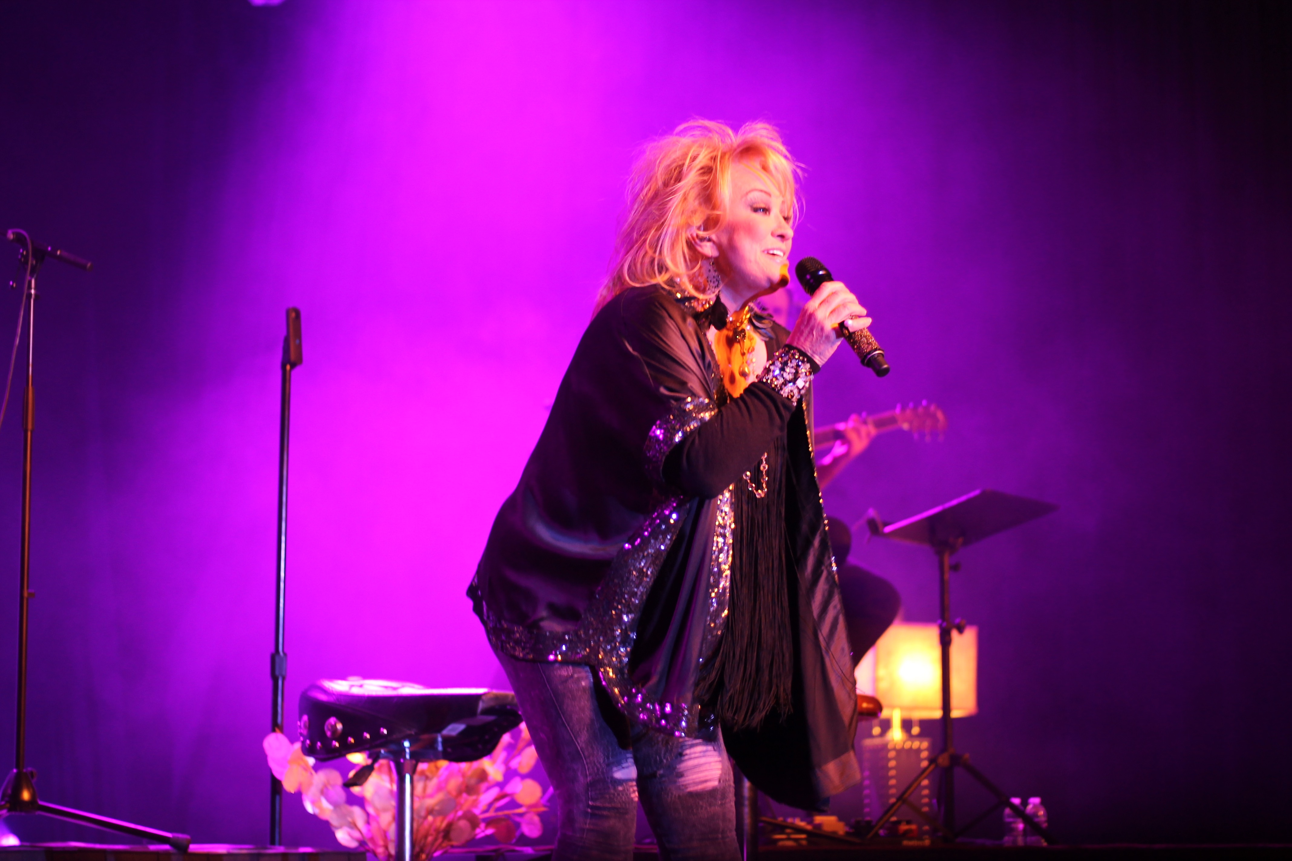 Tanya Tucker – Northfield, OH 2/18/16