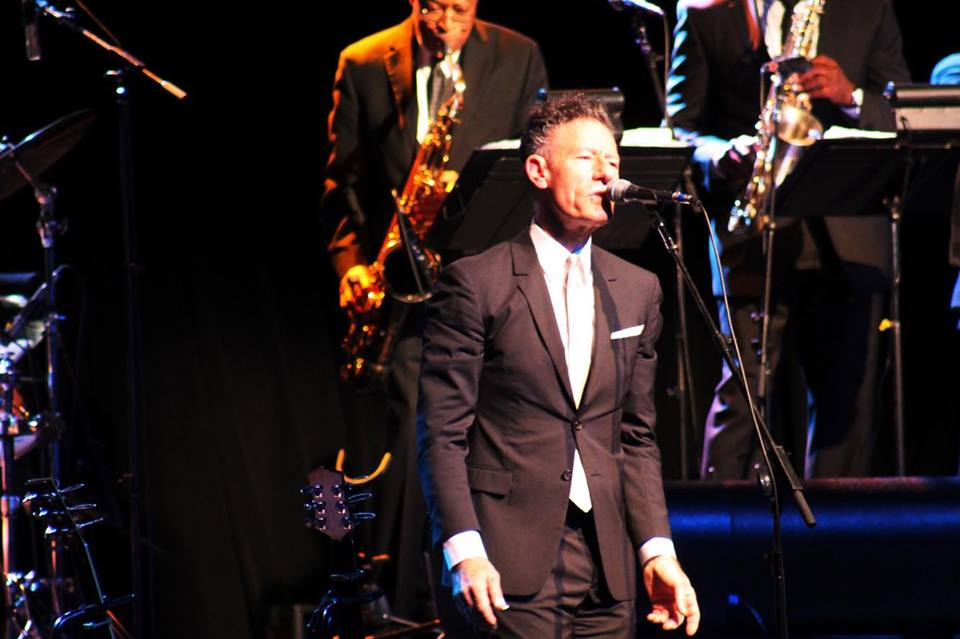 Concert: Lyle Lovett And His Large Band 7/27/16