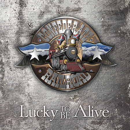 Review: Confederate Railroad – Lucky To Be Alive