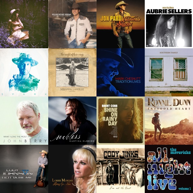 30 Best Country Albums Of 2016: Part 3