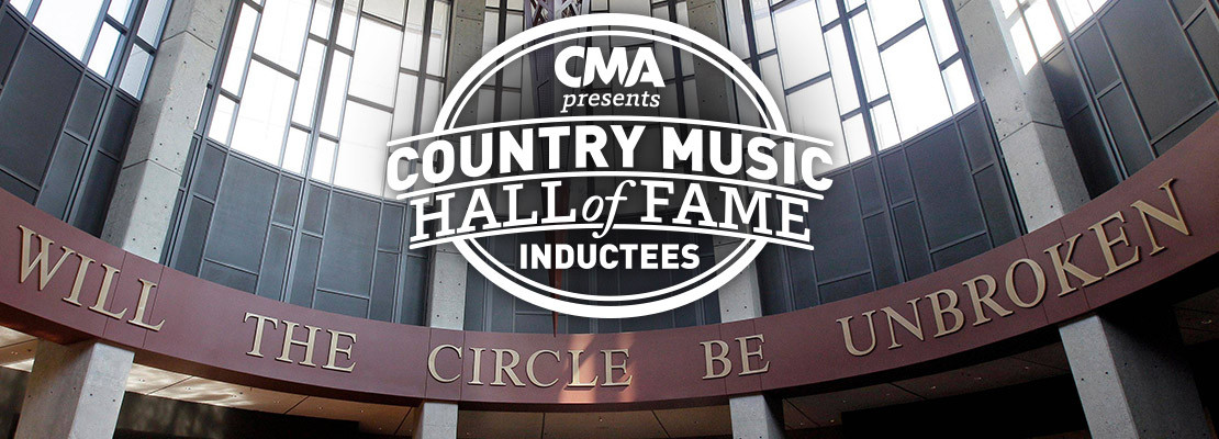 Watch The 2017 Country Music Hall Of Fame Inductees Announcement