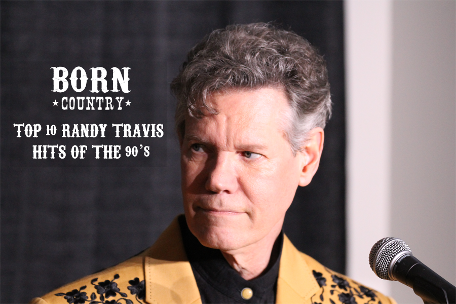 The List: Top 10 Randy Travis Hits Of The 90's