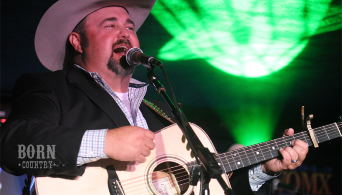 Concert: Daryle Singletary - Rootstown, OH 5/20/17