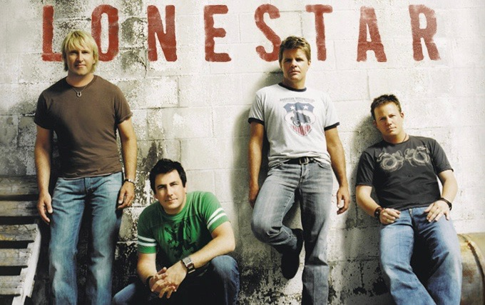The List: Top 10 Hits Of Lonestar - BORN Country