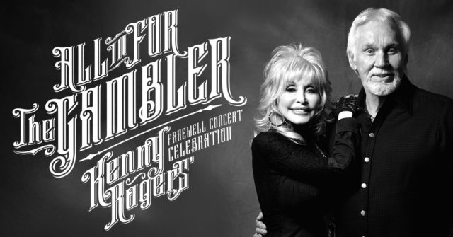 All In For The Gambler: Kenny Rogers Announces Farewell Concert