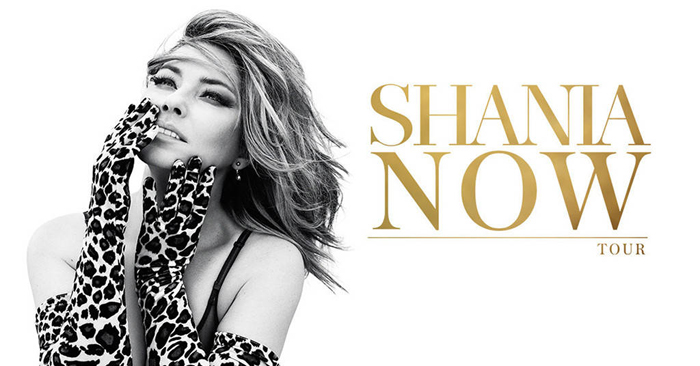 Shania Twain Announces 2018 North American Tour