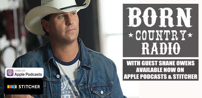 BORN Country Radio: Ep. 5 – Shane Owens